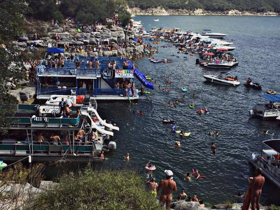 Hippie Hollow Is The Most Unique Beach In Austin