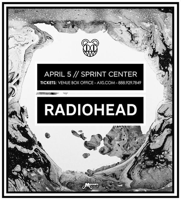 Radiohead. Where I End and You Begin impreziosisce la