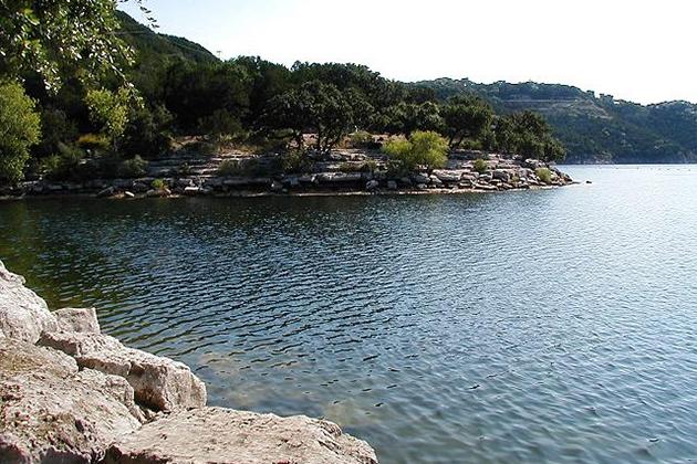 Hippie Hollow A Nudist Park On Lake Travis Beckons